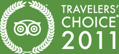 Travelers' Choice Award 2011